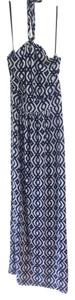 Navy and white Maxi Dress by Vineyard Vines