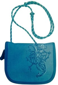 REI Peacock Travel Adventure Rope Cross Body Bag