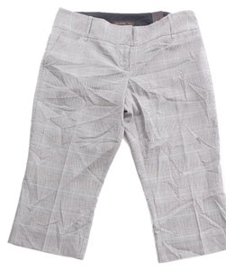 The Limited Drew Fit Straight Pants Gray