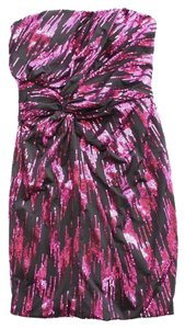 Arden B. Sequin Knot Front Dress