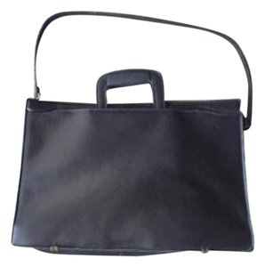 Lord & Taylor Blue Messenger Bag