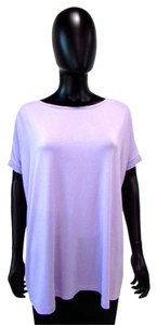 Piko 1988 Soft Jersey Pastel Comfy T Shirt Lilac