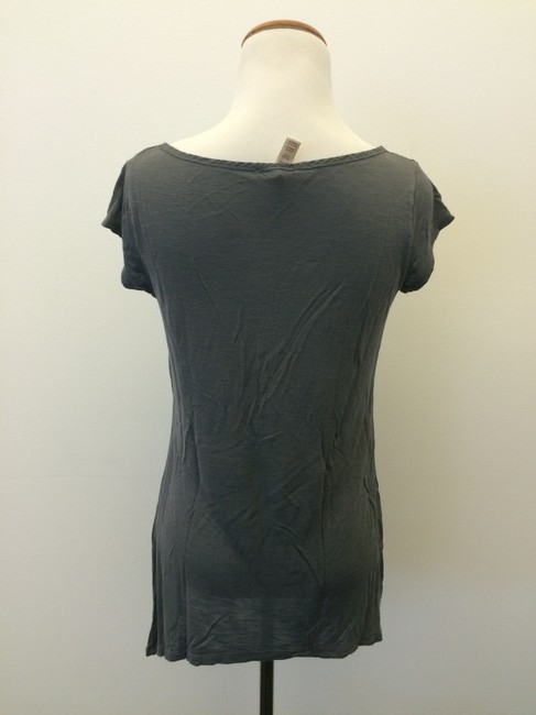 Ambiance Apparel Top grey