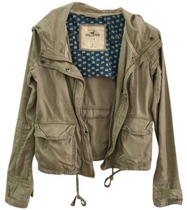 Hollister Tan Jacket