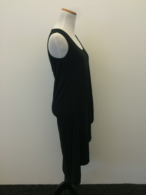 black Maxi Dress by Andrea Jovine