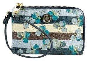 Tory Burch Wristlet in Primula Drift Slg