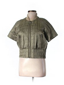 Marc by Marc Jacobs Cropped Short Sleeves Jacket