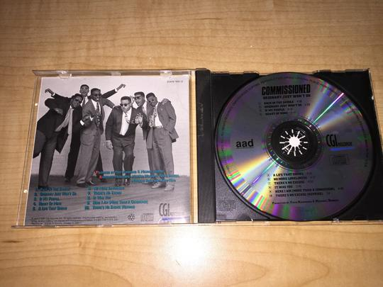 Other Gospel Groups 8- CD Set; Men of Standard, God's Property, Commissioned, Virtue, Natalie Wilson & The SOP Chorale, Brent Jones and the T.P. Mobb, Catch 2 [ SisterSoul Closet ]