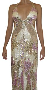 Cassandra Stone Weeding Special Events Gala Sequin Dress