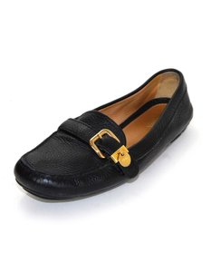 Prada Loafers Leather Flats
