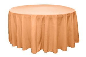 15 120'' Round Tablecloths