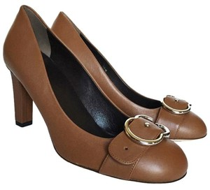 Gucci brown Pumps