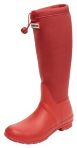 Hunter Hunter Red Boots