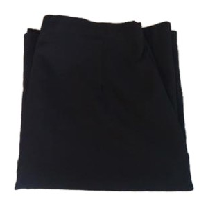 Kathie Lee Collection Skirt Black
