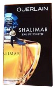 Guerlain Guerlain Shalimar Eau de Toilette EDT Fragrance Sample For Women