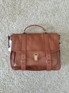 Proenza Schouler Ps1 Proenza Satchel in Saddle