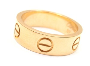 Cartier Cartier Yellow Gold Love Ring