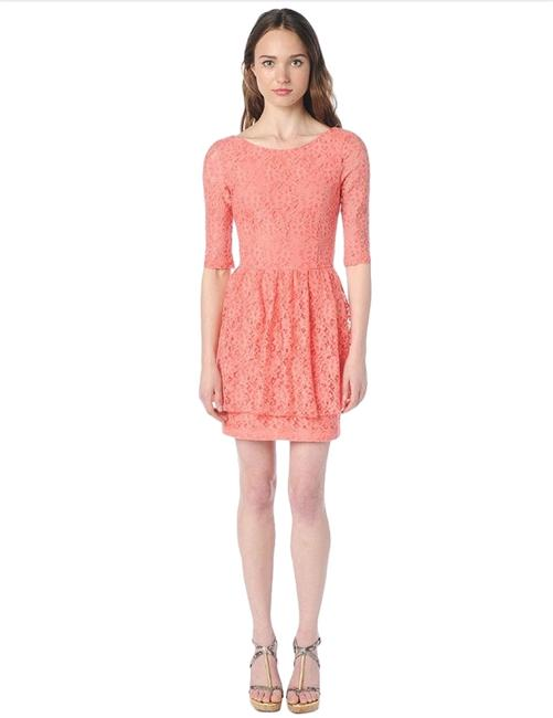 Preload https://item4.tradesy.com/images/dolce-vita-coral-27872-mini-cocktail-dress-size-0-xs-1949048-0-0.jpg?width=400&height=650