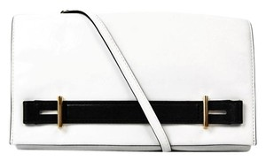 Michael Kors And Black White Clutch