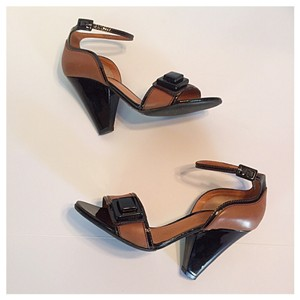Dolce&Gabbana Brown & Black Pumps