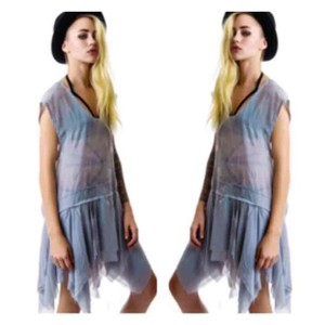 House of Widow short dress Periwinkle Blue on Tradesy
