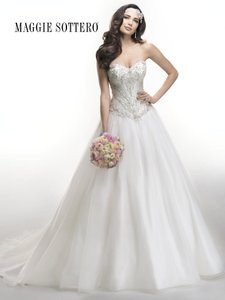 Maggie Sottero Corbin #4mt028 Wedding Dress