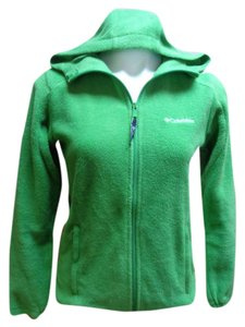 Columbia Sportswear Company Fleece Zipper Sweatshirt