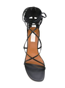 Valentino Rockstud Mini Rockstud Tribal black Sandals