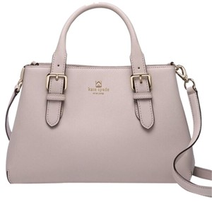 Kate Spade Satchel in Mousse Frosting