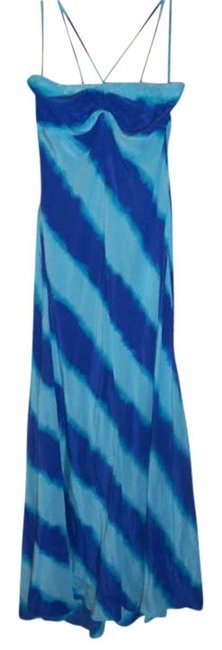 Preload https://item4.tradesy.com/images/michael-kors-blue-long-casual-maxi-dress-size-10-m-194913-0-0.jpg?width=400&height=650
