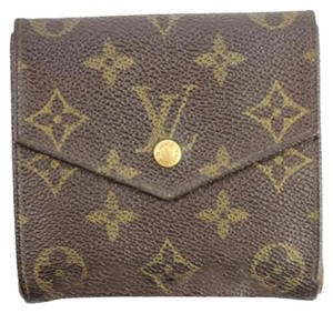 Louis Vuitton Monogram Snap Wallet LVTL68 7LVTY914