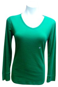 Fashion Bug Longsleeve Casual New With Tags T Shirt Green