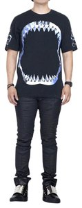Ksubi Shirt Givenchy Gucci Shark Tee T Shirt Black