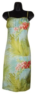 Tommy Bahama short dress Multi-color Silk Summer on Tradesy