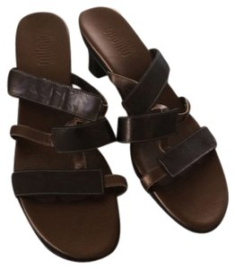 Munro American Copper brown Sandals