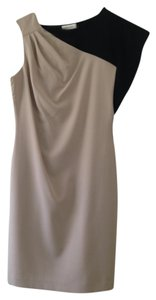 Calvin Klein Asymmetrical Work Size 6 Dress