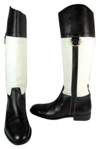 Gucci Brown Leather Tall Riding Equestrian Boots