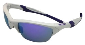 Oakley New OAKLEY Sunglasses HALF JACKET 2.0 OO9144-08 Pearl w/Violet Iridium