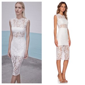 Alexis Lace Self Portrait Revolve Dress