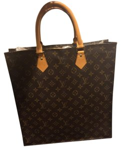 Louis Vuitton Speedy Tote in Brown