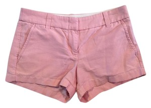 J.Crew Chino Oxford Shorts Salmon