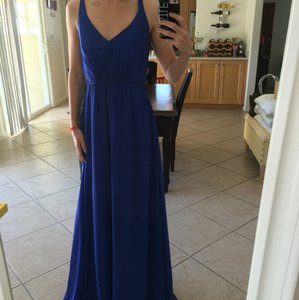 Alfred Angelo Blue Dress