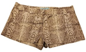 Guess By Marciano Mini/Short Shorts snakeskin