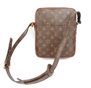 Louis Vuitton Monogram Canvas Vintage Cross Body Bag