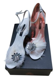 Nina Shoes Wedding Shoe Rhinestone white Formal