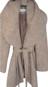T Tahari Tweed Coat