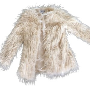 ASOS Fur Coat