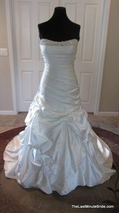 Essense Of Australia D1231 Wedding Dress