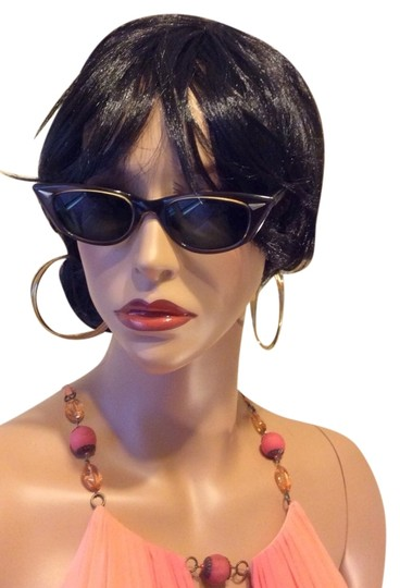 Preload https://item2.tradesy.com/images/bausch-and-lomb-brown-vintage-cat-eye-horn-rim-glasses-sunglasses-1949391-0-0.jpg?width=440&height=440
