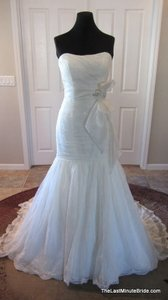 Essense Of Australia D1242 Wedding Dress